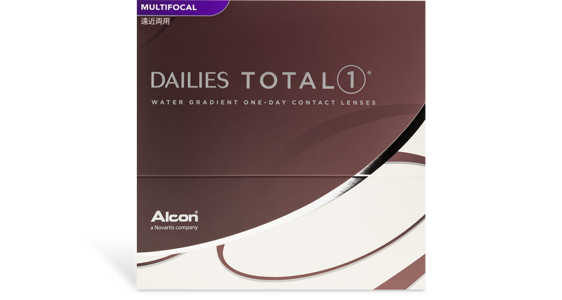 Dailies Total 1 Multifocal (90 pk)