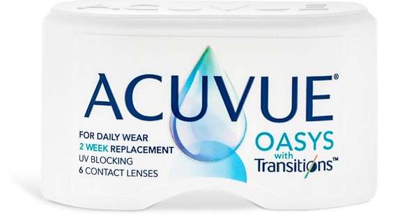 Acuvue Oasys 2 Week Transition (6 pk)