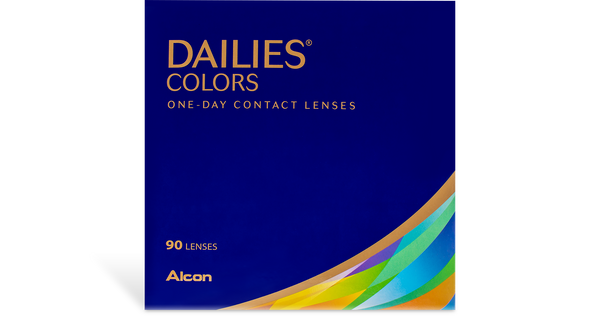 Dailies Color (90 pk)