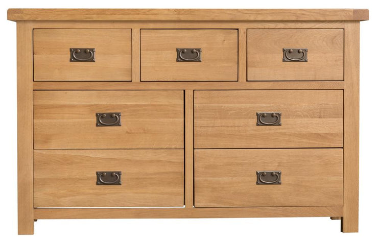 Tucson 3 Over 4 Chest of Drawers