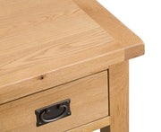 Tucson Lamp Table with Drawer
