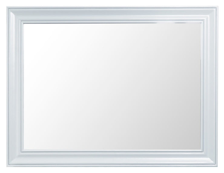 Hampstead White Large Wall Mirror