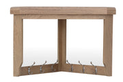 Hatton Corner Hall Bench Top