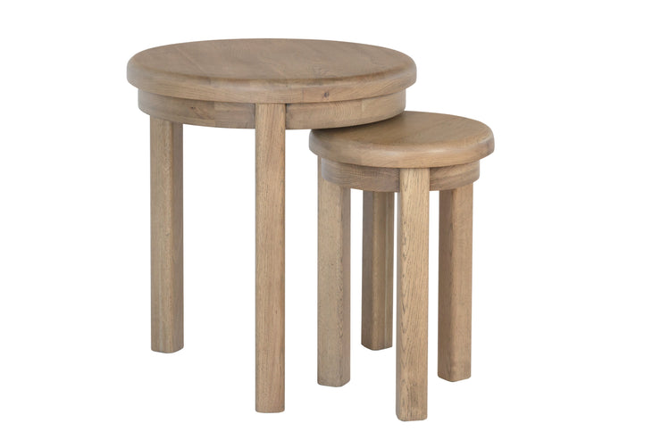 Hatton Round Nest of Tables