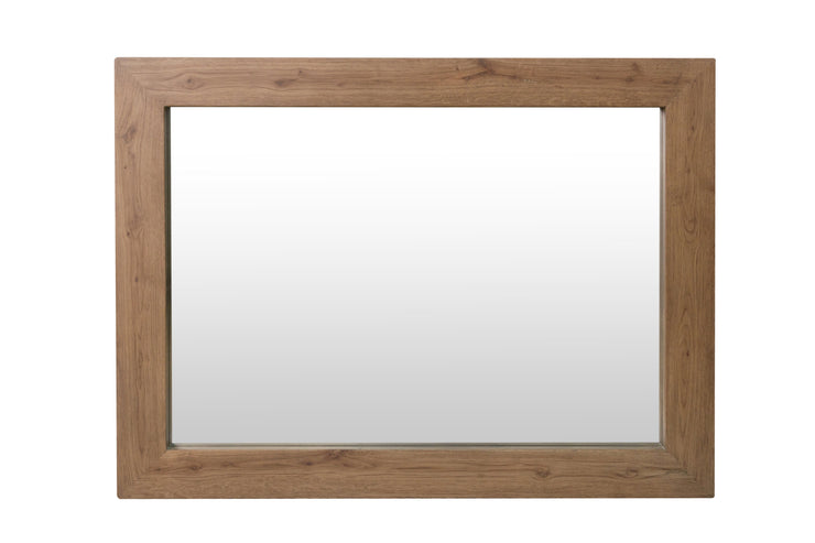 Chevron Wall Mirror