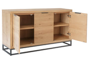 Indie 3 Door Sideboard