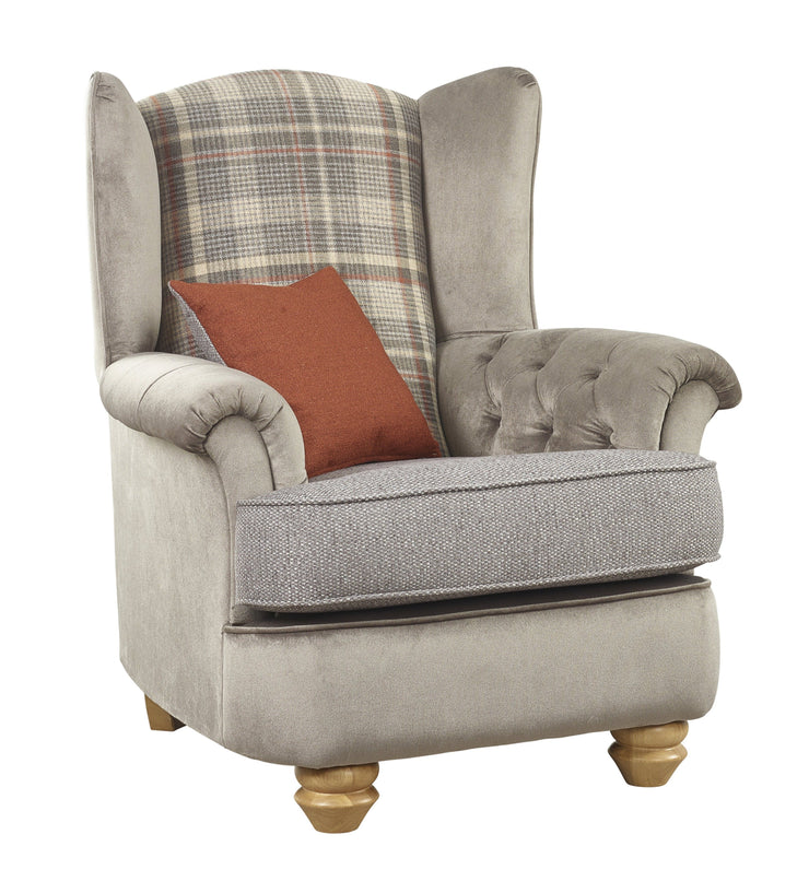 Ingles Wing Chair