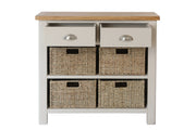 Portland 2 Drawer 4 Basket Unit