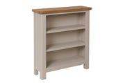 Portland Small Wide Bookcase