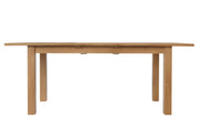Hampton Oak 1.2m Extending Table
