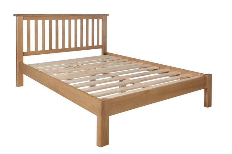 Hampton Oak Bed