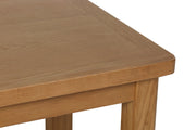 Hampton Oak Small Coffee Table