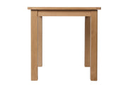 Hampton Oak Fixed Top Table
