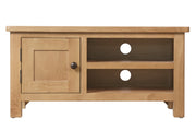 Hampton Oak TV Unit