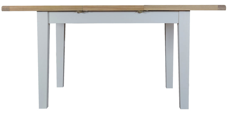 Hampstead Grey Extending Butterfly Dining Table - Various Sizes