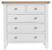 Hampstead 2 Over 3 Standard Chest Of Drawers