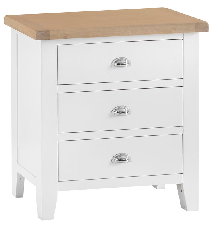 Hampstead 3 Drawer Chest Of Drawers