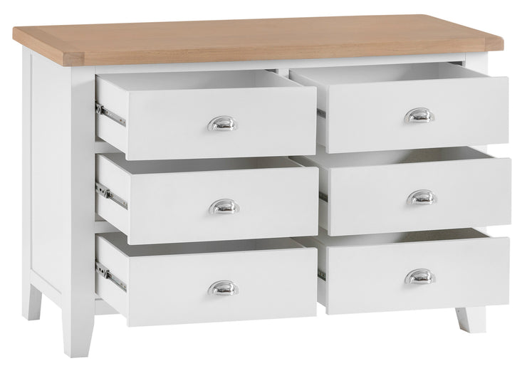 Hampstead 6 Drawer Chest Of Drawers