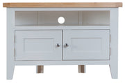 Hampstead Grey Corner TV Cabinet