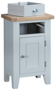 Hampstead Grey Small Cupboard