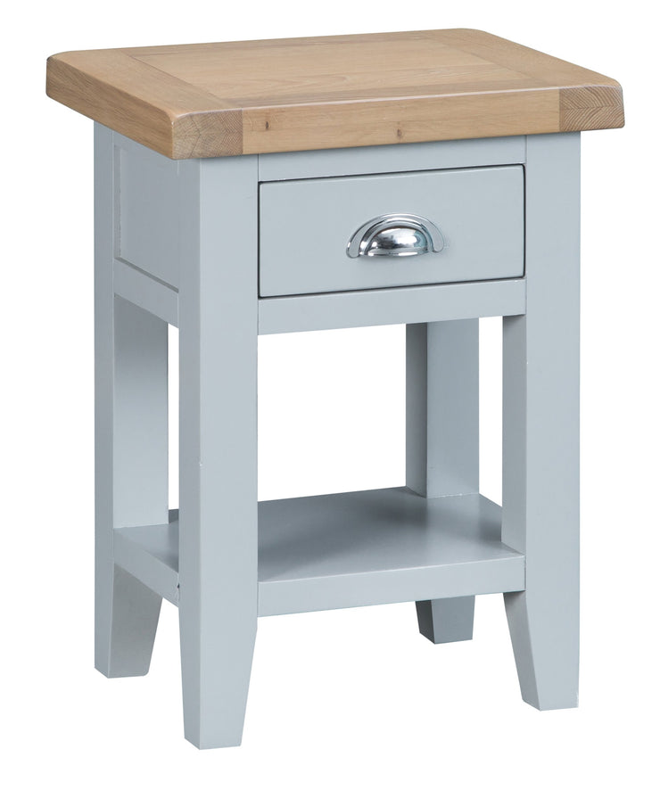 Hampstead Grey Side Table