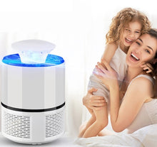Load image into Gallery viewer, Electric Mosquito lamp USB Electronics Trap LED Night Light Bug insect killer Lights Pest