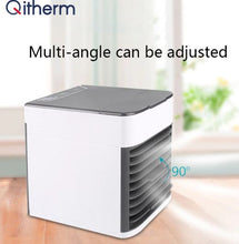 Load image into Gallery viewer, Arctic Air Ultra Mini Air Cooler Fan Humidifier Cooling Fan Purifier