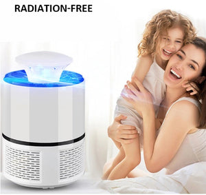 Electric Mosquito lamp USB Electronics Trap LED Night Light Bug insect killer Lights Pest