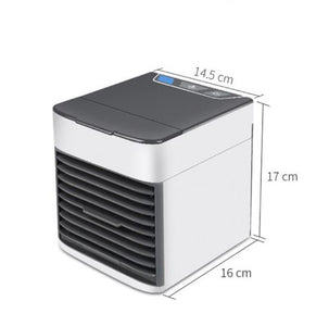 Arctic Air Ultra Mini Air Cooler Fan Humidifier Cooling Fan Purifier