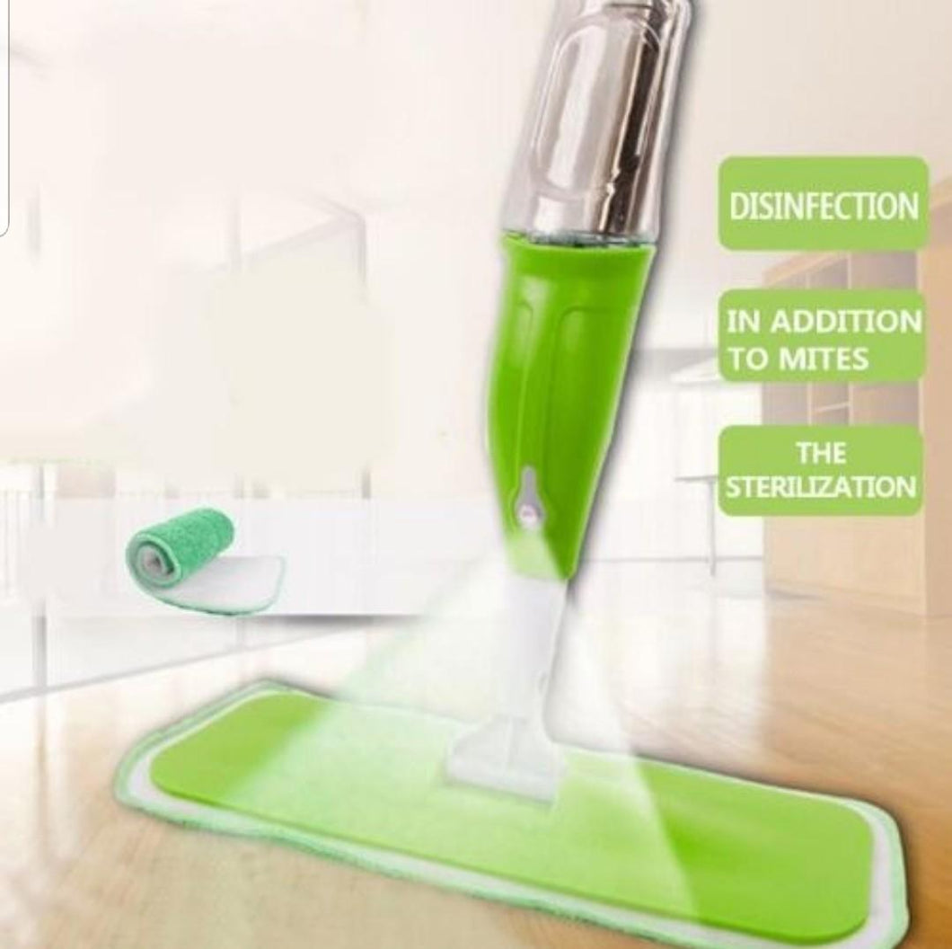 Magic Spray Mop Floor Mop With Microfiber Pads Clean Tools,