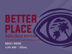 Better Place (Blackberry Black Currant)