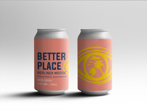 Better Place (Passionfruit Guava Pineapple)