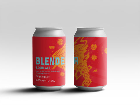 Blender (Blood Orange)