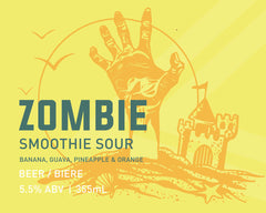 Zombie (Banana, Guava, Pineapple, Orange)