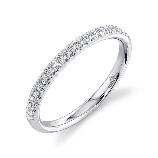 0.18CT DIAMOND BAND
