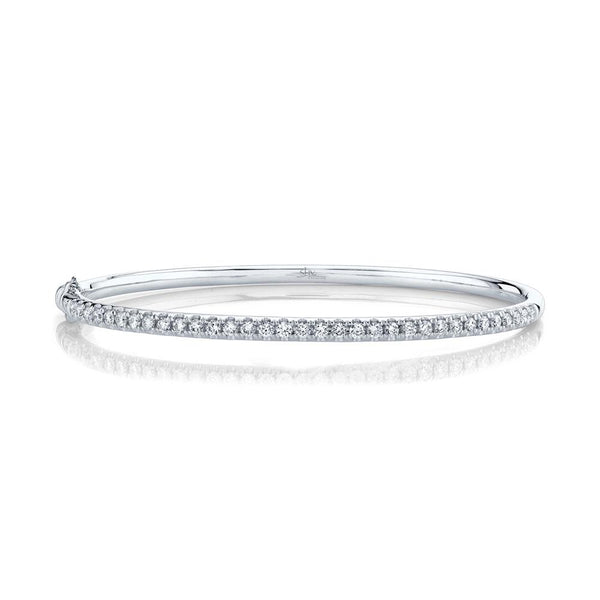 0.88CT DIAMOND BANGLE