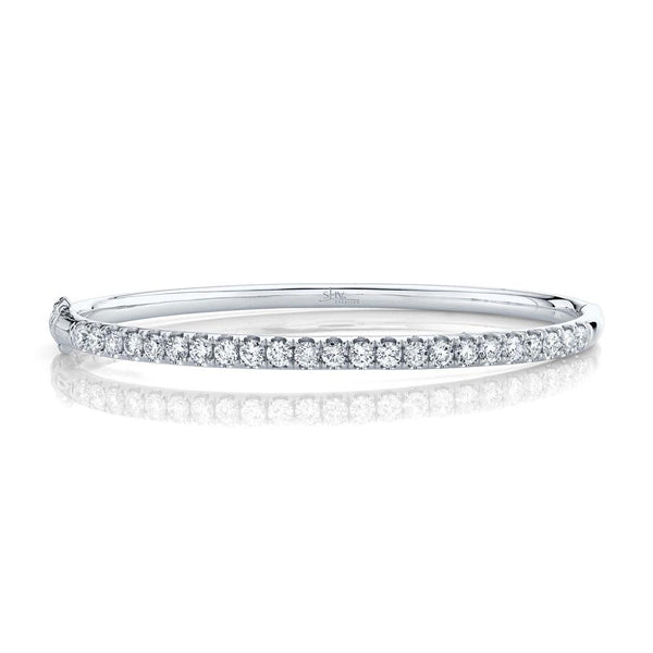 2.00 Ct. Diamond Bangle Bracelet