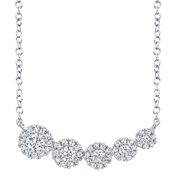 0.32CT DIAMOND NECKLACE