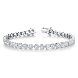 3.03CT DIAMOND BRACELET