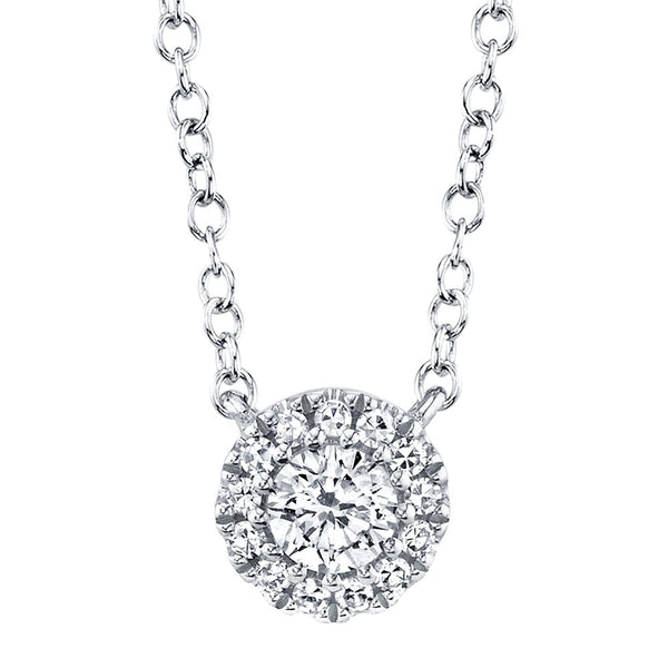 0.14CT DIAMOND NECKLACE