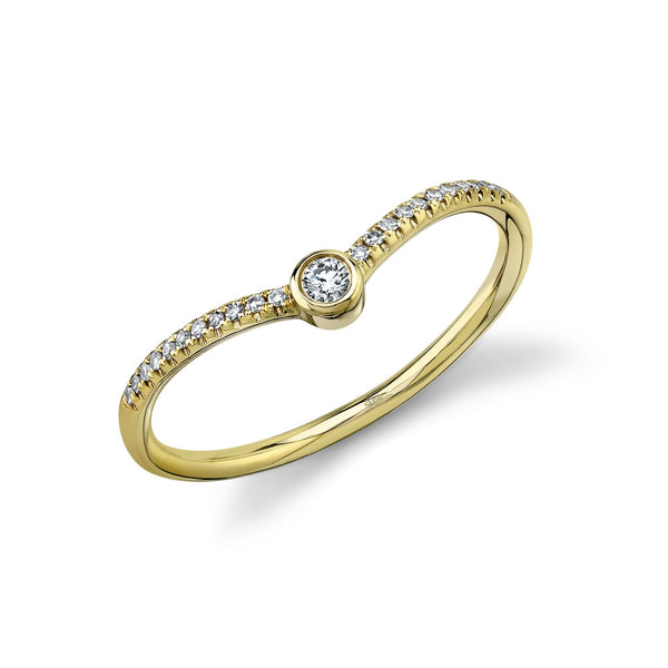 0.09CT DIAMOND RING