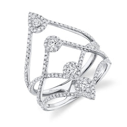 0.71CT DIAMOND RING