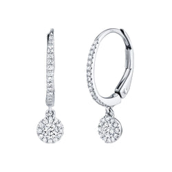0.30CT DIAMOND EARRING