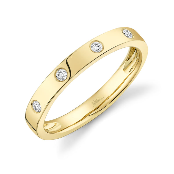 0.07CT DIAMOND BAND