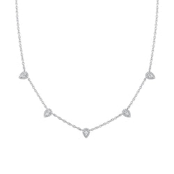 0.54CT DIAMOND NECKLACE