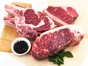 10lb Oak Ridge Angus Beef Steaks