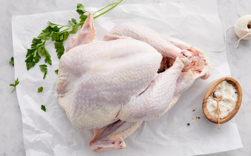 Organic Whole Chicken