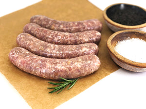Apple Fennel Sausage