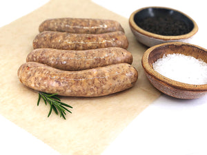Ginger Garlic Sausage