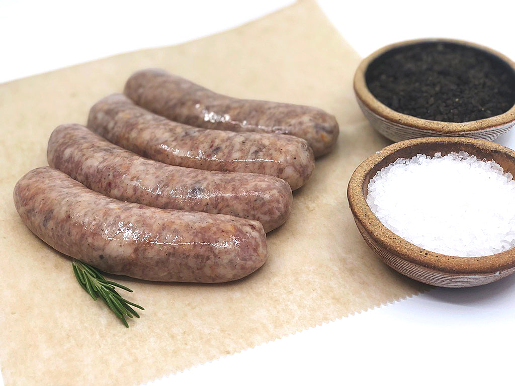 Maple Pecan Sausage